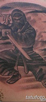 фото тату ниндзя от 25.12.2017 №051 – tattoo ninja – tatufoto.com
