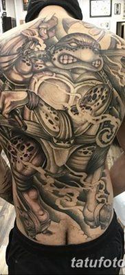 фото тату ниндзя от 25.12.2017 №053 – tattoo ninja – tatufoto.com