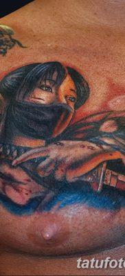 фото тату ниндзя от 25.12.2017 №056 – tattoo ninja – tatufoto.com