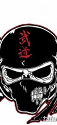 фото тату ниндзя от 25.12.2017 №059 – tattoo ninja – tatufoto.com
