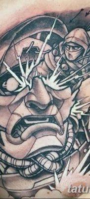 фото тату ниндзя от 25.12.2017 №061 – tattoo ninja – tatufoto.com
