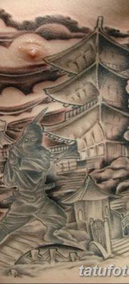 фото тату ниндзя от 25.12.2017 №064 – tattoo ninja – tatufoto.com