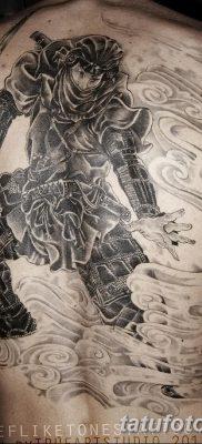 фото тату ниндзя от 25.12.2017 №068 – tattoo ninja – tatufoto.com