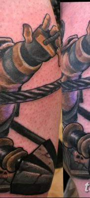 фото тату ниндзя от 25.12.2017 №069 – tattoo ninja – tatufoto.com