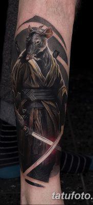 фото тату ниндзя от 25.12.2017 №077 – tattoo ninja – tatufoto.com