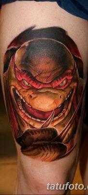фото тату ниндзя от 25.12.2017 №078 – tattoo ninja – tatufoto.com