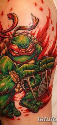 фото тату ниндзя от 25.12.2017 №079 – tattoo ninja – tatufoto.com