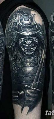 фото тату ниндзя от 25.12.2017 №083 – tattoo ninja – tatufoto.com