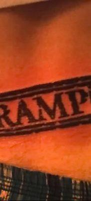 фото тату печать от 30.12.2017 №003 – tattoo seal – tatufoto.com