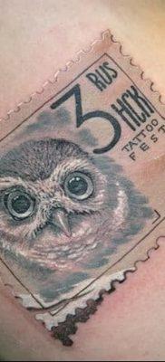 фото тату печать от 30.12.2017 №009 – tattoo seal – tatufoto.com