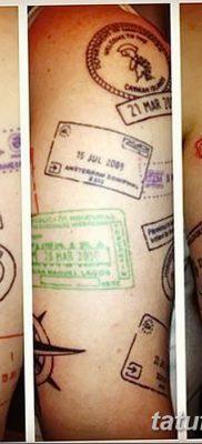 фото тату печать от 30.12.2017 №011 – tattoo seal – tatufoto.com