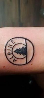 фото тату печать от 30.12.2017 №019 – tattoo seal – tatufoto.com