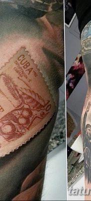 фото тату печать от 30.12.2017 №020 – tattoo seal – tatufoto.com