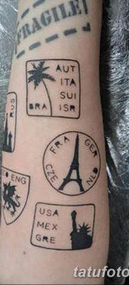 фото тату печать от 30.12.2017 №024 – tattoo seal – tatufoto.com