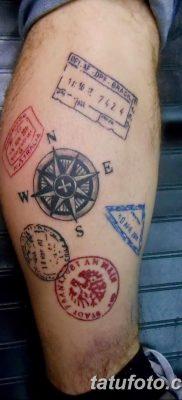 фото тату печать от 30.12.2017 №025 – tattoo seal – tatufoto.com