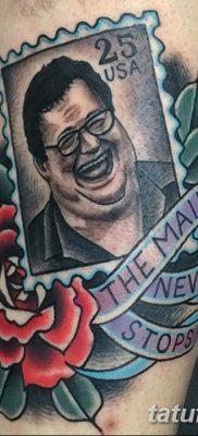фото тату печать от 30.12.2017 №027 – tattoo seal – tatufoto.com