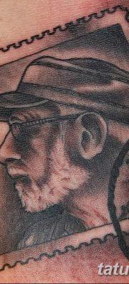 фото тату печать от 30.12.2017 №029 – tattoo seal – tatufoto.com