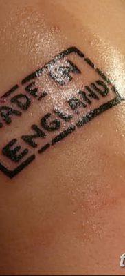 фото тату печать от 30.12.2017 №031 – tattoo seal – tatufoto.com