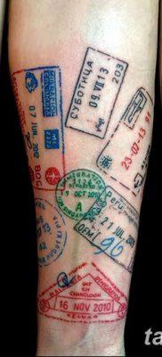 фото тату печать от 30.12.2017 №042 – tattoo seal – tatufoto.com