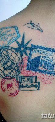 фото тату печать от 30.12.2017 №045 – tattoo seal – tatufoto.com