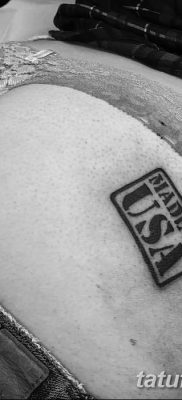 фото тату печать от 30.12.2017 №057 – tattoo seal – tatufoto.com