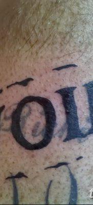 фото тату печать от 30.12.2017 №060 – tattoo seal – tatufoto.com