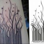 фото тату штрих-код от 21.12.2017 №033 - tattoo barcode - tatufoto.com