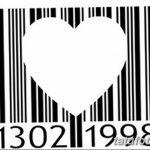 фото тату штрих-код от 21.12.2017 №034 - tattoo barcode - tatufoto.com
