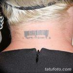 фото тату штрих-код от 21.12.2017 №130 - tattoo barcode - tatufoto.com
