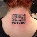 фото тату штрих-код от 21.12.2017 №131 - tattoo barcode - tatufoto.com