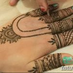 фото Мехенди на пальцах рук от 26.12.2017 №098 - Mehendi on fingers of han - tatufoto.com