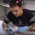 Кот с тюремными татуировками из Екатеринбурга - фото 6