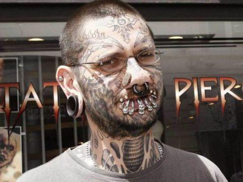 Символика татуировок как признак отклоняющегося поведения - фото 1