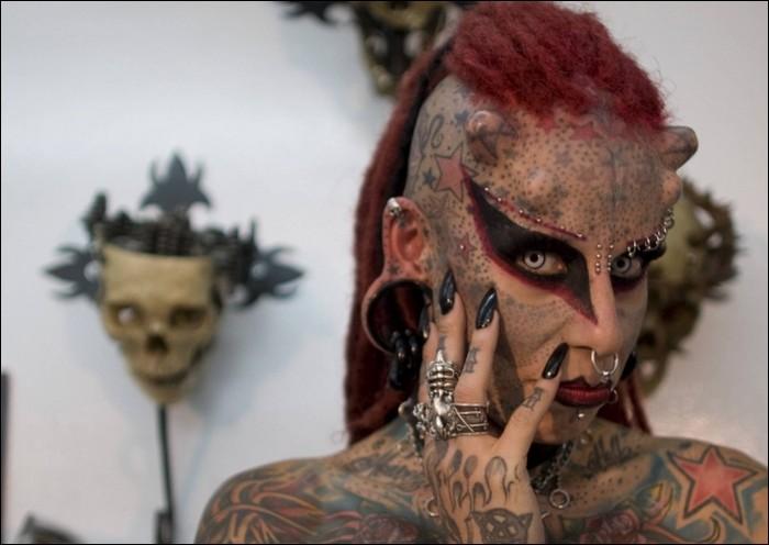 Символика татуировок как признак отклоняющегося поведения - фото 2