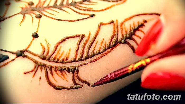 фото Краски для мехенди от 26.01.2018 №009 - Paints for mehendi - tatufoto.com