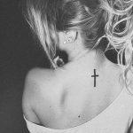 фото Маленькие тату для девушек от 26.01.2018 №017 - Little tattoos for girls - tatufoto.com