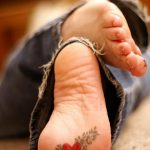 фото Маленькие тату для девушек от 26.01.2018 №020 - Little tattoos for girls - tatufoto.com