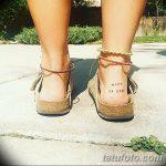 фото Маленькие тату для девушек от 26.01.2018 №024 - Little tattoos for girls - tatufoto.com