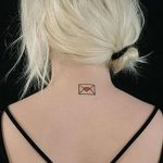 фото Маленькие тату для девушек от 26.01.2018 №043 - Little tattoos for girls - tatufoto.com