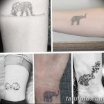 фото Маленькие тату для девушек от 26.01.2018 №098 - Little tattoos for girls - tatufoto.com