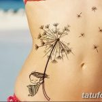 фото Маленькие тату для девушек от 26.01.2018 №148 - Little tattoos for girls - tatufoto.com