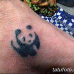фото Маленькие тату для девушек от 26.01.2018 №167 - Little tattoos for girls - tatufoto.com