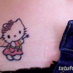 фото Маленькие тату для девушек от 26.01.2018 №168 - Little tattoos for girls - tatufoto.com