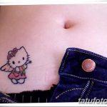 фото Маленькие тату для девушек от 26.01.2018 №191 - Little tattoos for girls - tatufoto.com