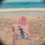 фото Маленькие тату для девушек от 26.01.2018 №200 - Little tattoos for girls - tatufoto.com