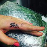 фото Маленькие тату для девушек от 26.01.2018 №234 - Little tattoos for girls - tatufoto.com