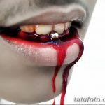 фото Пирсинг языка от 03.02.2018 №119 - tongue piercing - tatufoto.com