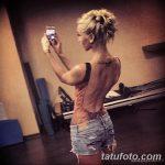 фото Тату Ольги Бузовой от 09.01.2018 №013 - Olga Buzovoy's tattoo - tatufoto.com