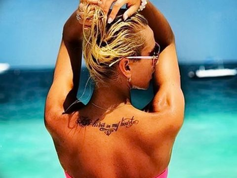 фото Тату Ольги Бузовой от 09.01.2018 №022 - Olga Buzovoy's tattoo - tatufoto.com