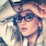 фото Тату Ольги Бузовой от 09.01.2018 №023 - Olga Buzovoy's tattoo - tatufoto.com